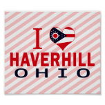 Amo Haverhill, Ohio Poster