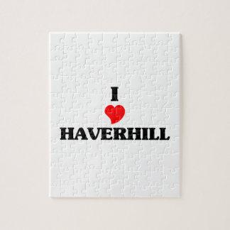 Amo Haverhill Puzzle Con Fotos