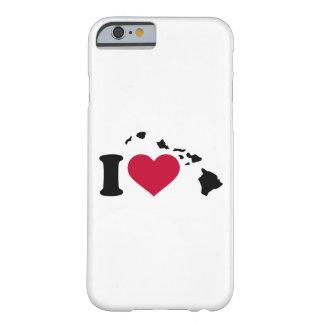 Amo Hawaii Funda De iPhone 6 Barely There