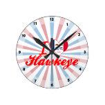Amo Hawkeye, Iowa Relojes