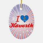 Amo Haworth, Oklahoma Adorno De Reyes
