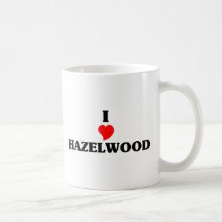 Amo Hazelwood Taza Clásica