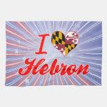 Amo Hebrón, Maryland Toallas