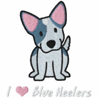 Amo Heelers azul