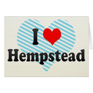 Amo Hempstead, Estados Unidos Felicitaciones