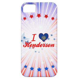 Amo Henderson, Nebraska iPhone 5 Case-Mate Fundas