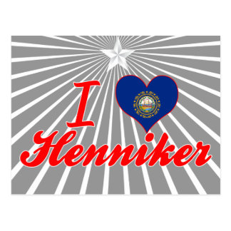 Amo Henniker, New Hampshire Postal