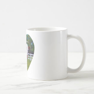 AMO HEREFORDS TAZA DE CAFÉ