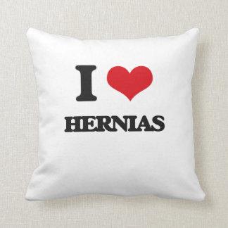 Amo hernias almohadas