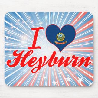 Amo Heyburn, Idaho Tapete De Raton