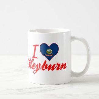 Amo Heyburn, Idaho Tazas De Café