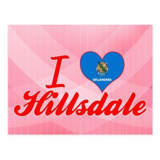 Amo Hillsdale, Oklahoma Postal