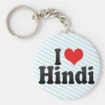 Amo Hindi Llaveros