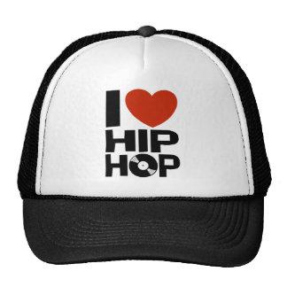 Amo Hip Hop Gorro De Camionero