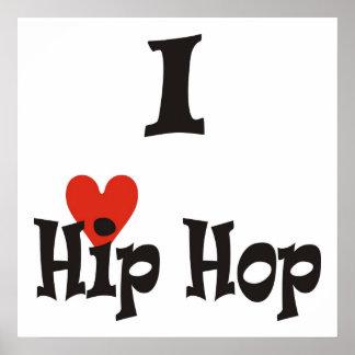 Amo Hip Hop Posters