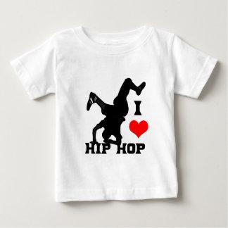 Amo Hip Hop Playera De Bebé