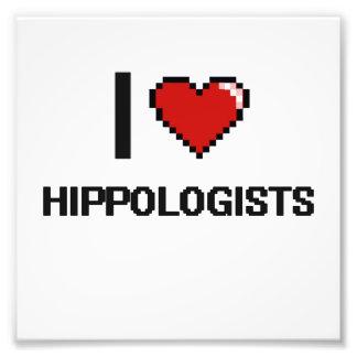 Amo Hippologists Fotografía