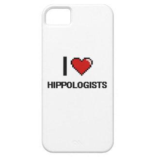Amo Hippologists iPhone 5 Case-Mate Funda