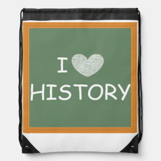 Amo historia mochilas