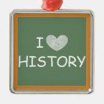 Amo historia ornamentos de reyes