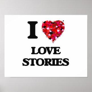 Amo historias de amor póster