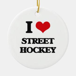 Amo hockey de la calle