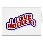 Amo hockey felicitaciones