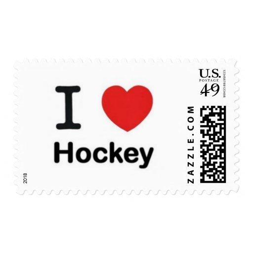 Amo hockey franqueo