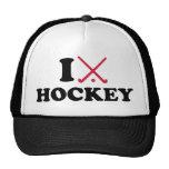 Amo hockey hierba gorro