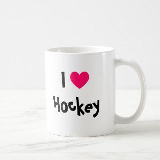 Amo hockey tazas