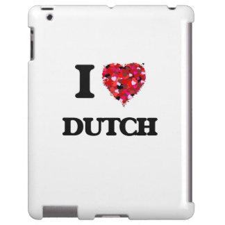 Amo holandés funda para iPad