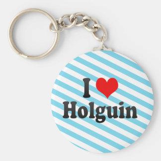 Amo Holguin, Cuba Llavero Personalizado
