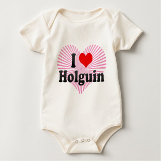 Amo Holguin, Cuba Trajes De Bebé