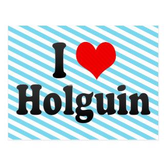 Amo Holguin, Cuba Postales