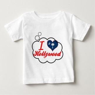 Amo Hollywood, Carolina del Sur T Shirt