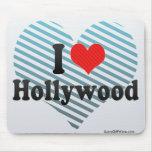 Amo Hollywood Tapete De Ratones