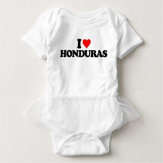AMO HONDURAS BODY PARA BEBÉ