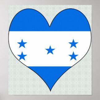 Amo Honduras Posters
