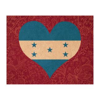 Amo Honduras Papel De Corcho