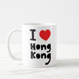 Amo Hong Kong Taza