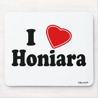 Amo Honiara Tapete De Raton