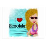 Amo Honolulu Postal