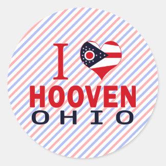 Amo Hooven Ohio Etiquetas