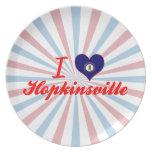Amo Hopkinsville, Kentucky Platos De Comidas