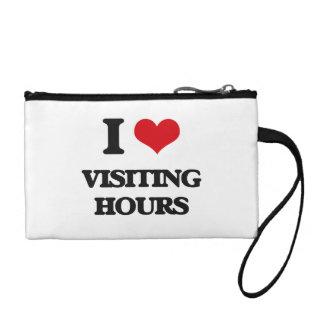 Amo horas que visitan
