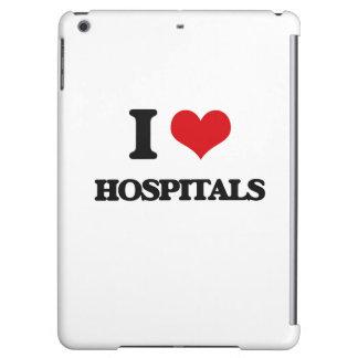 Amo hospitales