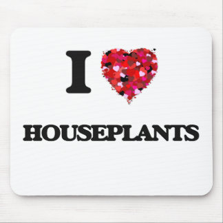 Amo Houseplants Alfombrillas De Raton