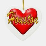 Amo Houston Adorno Para Reyes