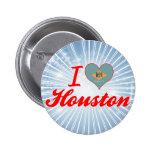 Amo Houston, Delaware Pin