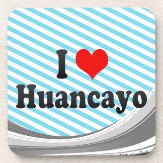 Amo Huancayo, Perú Posavaso
